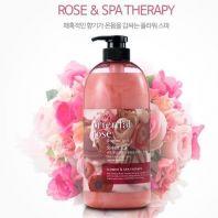 Body Phren Shower Gel Oriental Rose [Welcos]