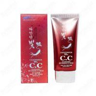 Red Ginseng C.C Cream SPF40+ PA +++ [DAANDAN BIT]