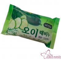 Cucumber Peeling Soap [Juno]