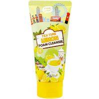 Tea Time Lemon Foam Cleanser [Esfolio]