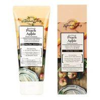 Real Fresh Peach & Apple Foam Cleanser [GRACE DAY]