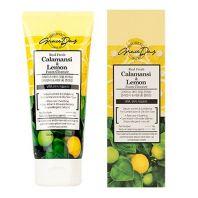 Real Fresh Calamansi Lemon Foam Cleanser [Grace Day]