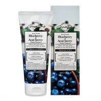 Real Fresh Blueberry & Acai Berry Foam Cleanser [GRACE DAY]