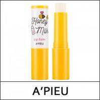 Honey & Milk Lip Balm [A'pieu]