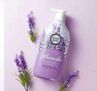 Lavender Essence Relaxing Body Wash [Happy Bath]