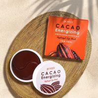 Cacao Energizing Hydrogel Eye Mask [Petitfee]