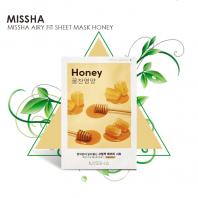 Airy Fit Sheet Mask Honey [Missha]