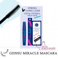 Miracle String Longnash Mascara [GIINSU]