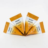 Honey Smooth Velvety and Healthy Skin Wash Off Mask Pack 5 ml [J:ON]