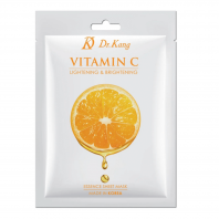 Vitamin C Lightening & Brightening Essence Sheet Mask [Dr. Kang]