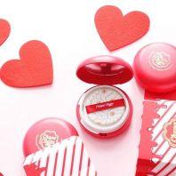 Candy Glow Cushion 01 Strawberry SPF 50+ PA++++ [CHUPA CHUPS]
