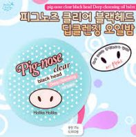 Pig - Nose Clear Deep Cleansing Oil Balm [Holika Holika]