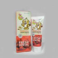 Fresh Dental For Kids Strawberry [Hanil Pharmaceutical]