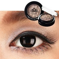 Color Eye Shadow 26 Gray Choco [Lioele]