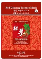 Red Ginseng Essence Mask [Mijin]
