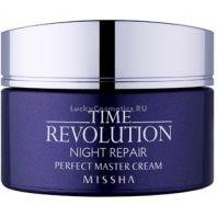 Time Revolution Night Repair Perfect Master Cream [Missha]