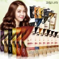 Fruits Wax Hair Color [Welcos]