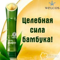Real Bamboo Moisture Soothing Gel [Welcos]