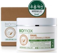 Biomax Snail Anti Wrinkle Cream [Welcos]