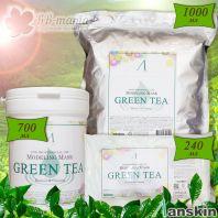 Modeling Mask Green Tea For Balance & Calming [Anskin]