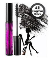 Bubi Bubi Mascara Gorgeous Black [Lioele]
