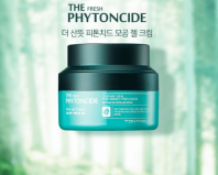 The Fresh Phytoncide Pore Gel Cream [TonyMoly]