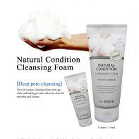 Natural Condition Scrub Foam [The Saem]