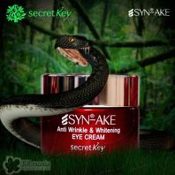 SYN-AKE Anti Wrinkle & Whitening Eye Cream [Secret Key]