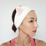 Повязка на голову с ушками [Secret Key]