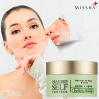 Near SKIN Self Control Purifying Massage [Missha]