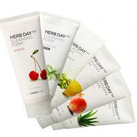 Herb Day 365 Cleansing Foam [The Face Shop]