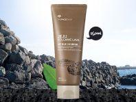 Jeju Volcanic Lava Pore Cleansing Foam [the Face Shop]
