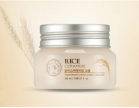 Rice And Ceramide Moisture Cream [The Face Shop]