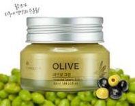 Olive Essential Cream [The Face Shop]