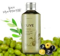 Olive Essential Moisture Toner [The Face Shop]
