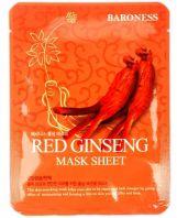 Red Ginseng Mask Sheet [Baroness]