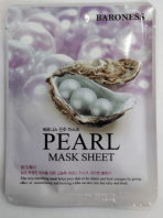 Pearl Mask Sheet [Baroness]