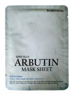 Arbutin Mask Sheet [Baroness]