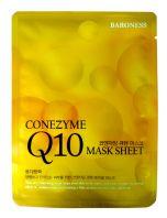 Coenzyme Q10 Mask Sheet [Baroness]