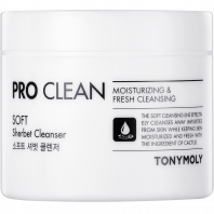 Pro Clean Soft Sherbet Cleanser [TonyMoly]