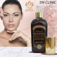 Premium Placenta Intensive Skin [3W CLINIC]