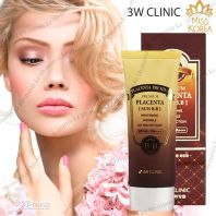 Premium Placenta Sun BB Cream SPF40 PA++ [3W CLINIC]