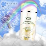 White Bubble Clean Pore Mask [Ottie]