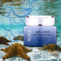 Aqua Rich Whitening Sherbet [Ottie]