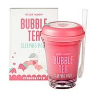 Bubble Tea Sleeping Pack Strawberry [Etude House]