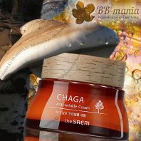 Chaga Anti-wrinkle Cream [The Saem]