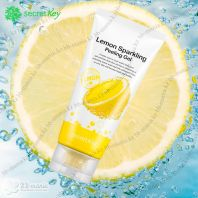 Lemon Sparkling Peeling Gel [Secret Key]