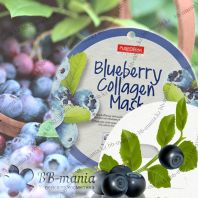 Blueberry Collagen Mask [Purederm]