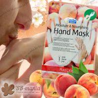 Moisture & Nourishing Hand Mask [Purederm]