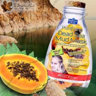 Purifying Dead Sea Mud Mask Papaya [Purederm]